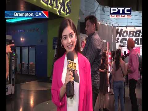 Punjabi Movie Chal mera putt Premiere in Brampton