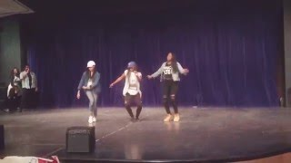 work by rihanna jump man bet you can t do it like me remix dance cover