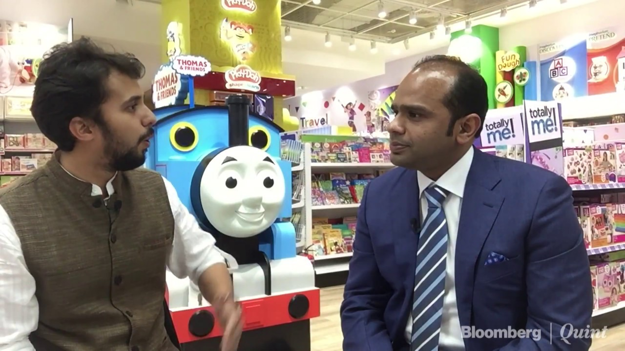Lulu Group Brings Toys R Us To India