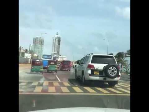 Namal Rajapaksa Arrested Live Video