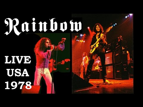 RAINBOW - Live Atlanta 1978 (Hard rock)