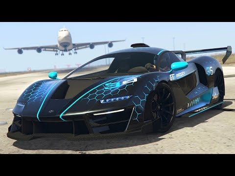 *NEW* GTA 5 Emerus Supercar $3,250,000 Spending Spree! (GTA 5 New Cars)