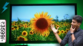 3 599 Thomson R9 24 inch HD LED TV Unboxing Review Picture Quality Sound Test 24TM2490