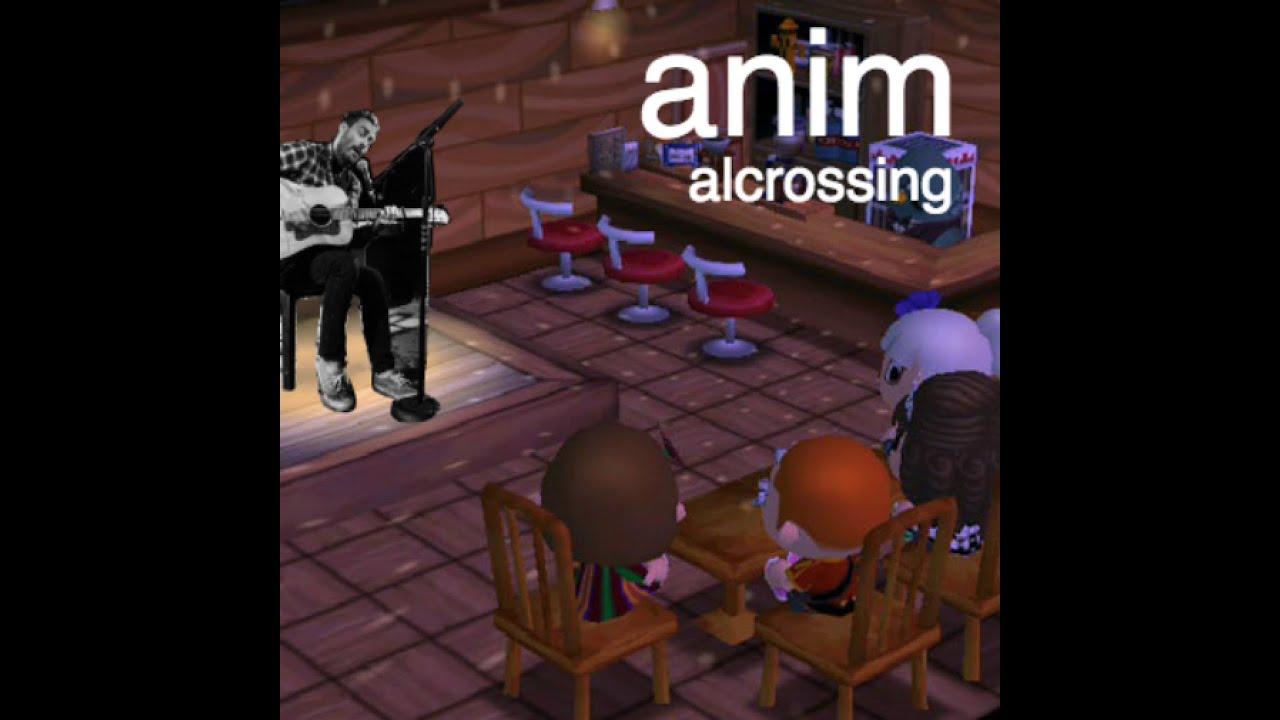 The Summer Ends (rain version) - Anim alCrossing