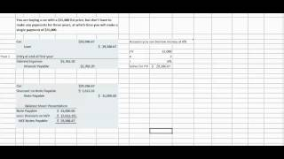 BUAD361 - Car Loan (Deferred Payment with Note Payable).mp4