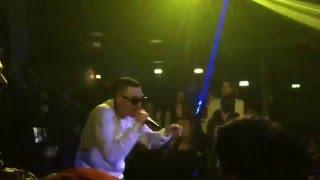MARUEGO - Via Da Qui LIVE MILANO @ LimeLight 23/03/16