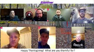 Disc Golf Thanksgiving - What are you thankful for?