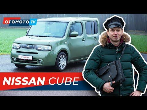 NISSAN CUBE - Tylko Dla Listonosza? | Test OTOMOTO TV