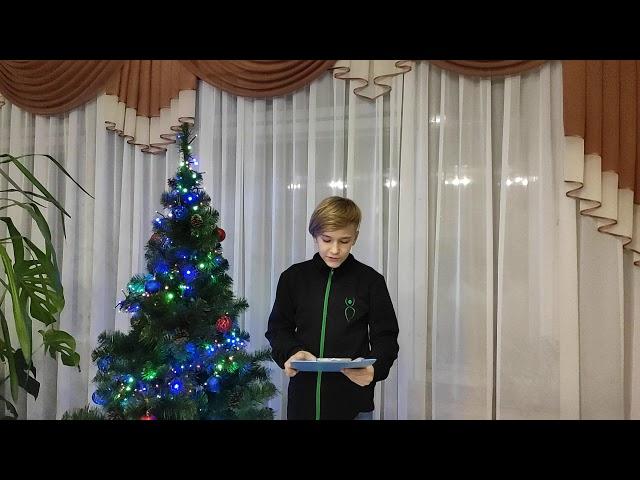 Волков Иван читает произведение «Октябрьский рассвет» (Бунин Иван Алексеевич)