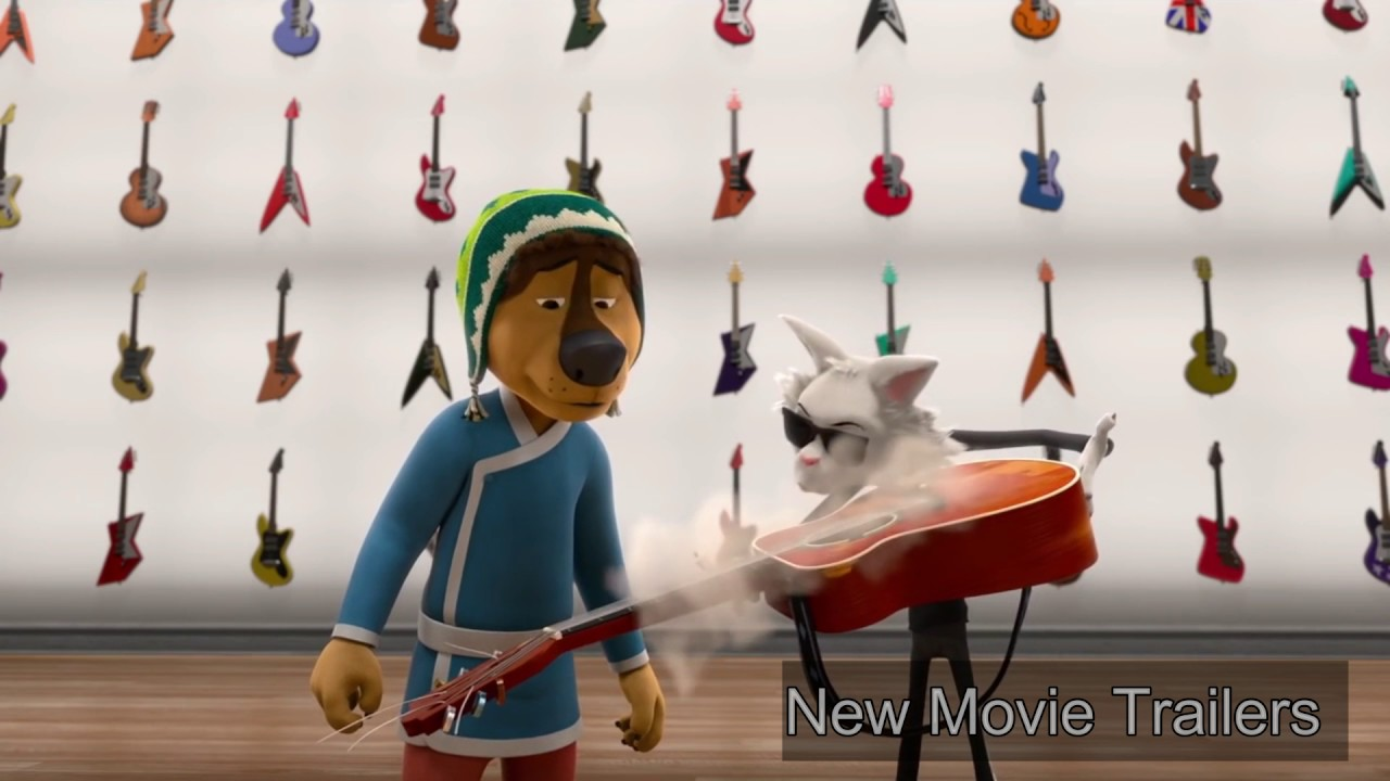 Watch Rock Dog Official HD Trailer 2017 | Rock Dog Official Release Movie