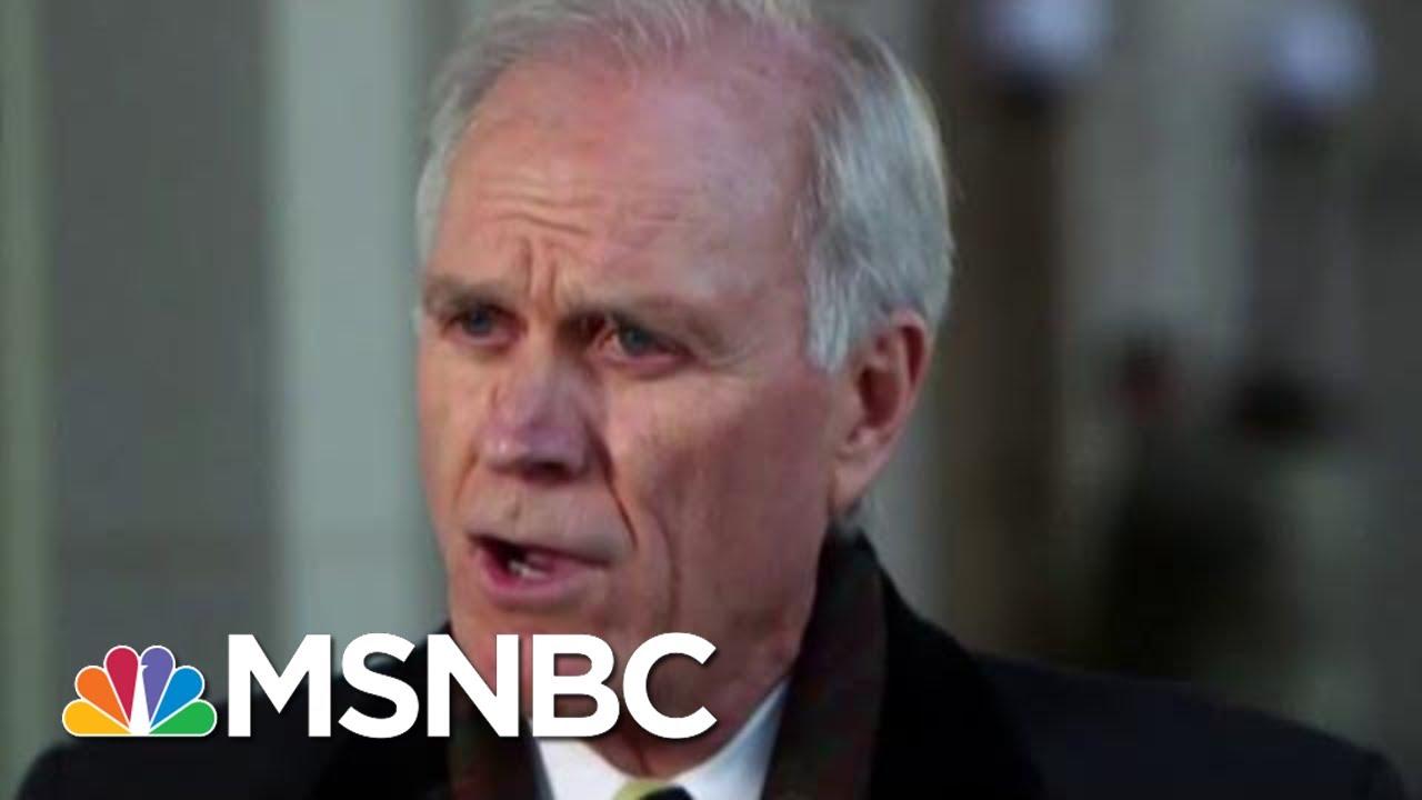 Fired Navy Secretary Criticizes President Donald Trump | All In | MSNBC