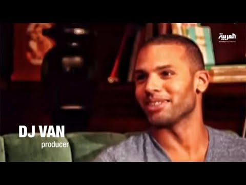 DJ VAN Interview - Al Arabiya News -With Simo Benbachir