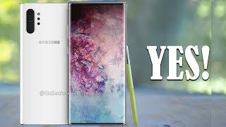 Galaxy Note 10 - A New Surprising Change Many Were Not Expecting