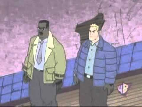 "Static Shock - Mr. Hawkins and Mr. Foley In ""Sons of The Fathers"""
