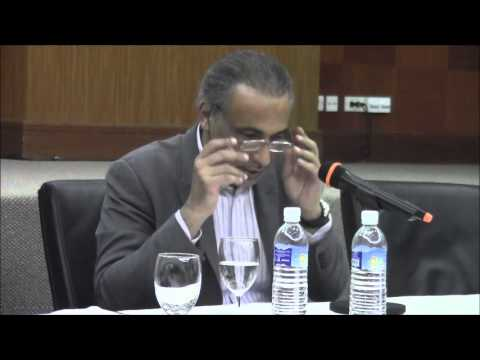 Dr Tariq Ramadan - Source of Islamic Ethical Teachings pt. 1
