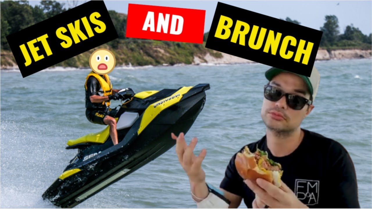 Jet Ski to Brunch in Tampa Bay - Anchor and Brine