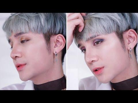 Monsta X (몬스타엑스) 'Beautiful' (아름다워) Inspired Makeup - Edward Avila