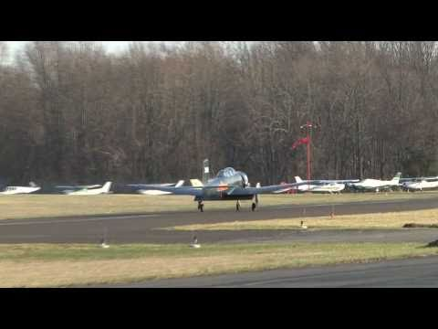 Spotting at the Flying W Airport - March 12, 2011
