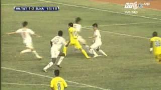 Hà Nội T_T 2-6 SL. Nghệ An  vòng 17 V-League 2012