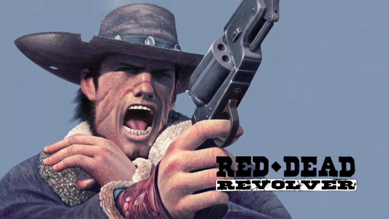 L'Original ! RED DEAD REVOLVER #PS2 Benzaie (découverte)