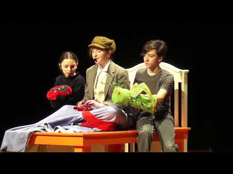 James and the Giant Peach Jr. - Spring Musical - Monument Valley Regional Middle School