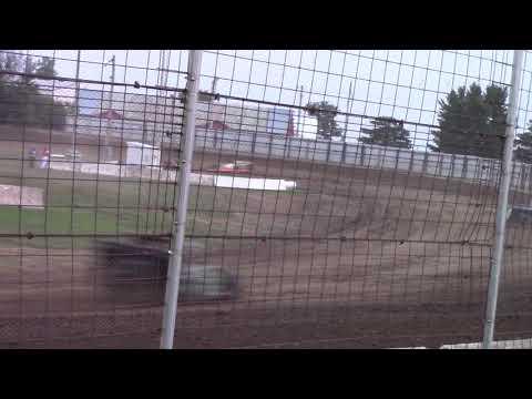 Scott Stiffler Heat @ Cresco Speedway 9/3/17