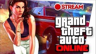 GTA5 СТРИМ (играю онлайн) от Никитос ТВ