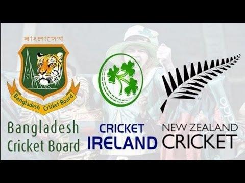Bangladesh  Vs  Ireland , 4th Match The Village, Dublin