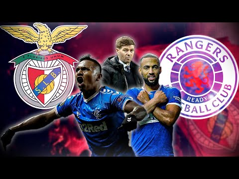 Rangers starting XI & formation to face Benfica named by Hutton - EXCLUSIVE