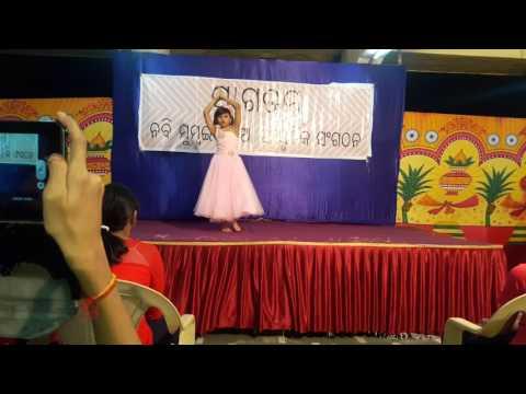 Shrutika Behera Bolywood dance performance