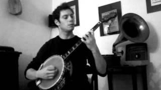 shreveport stomp-tenor banjo.mp4