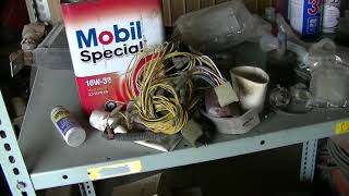 ガレージ改装の続きです。 色々トラブル続きですがボチボチやっていきます。