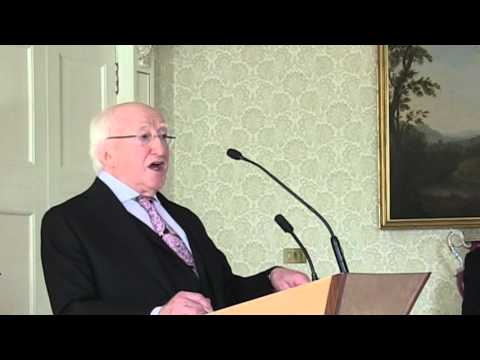 Remarks by President Higgins at the Diplomatic Corps New Years Greetings Ceremony