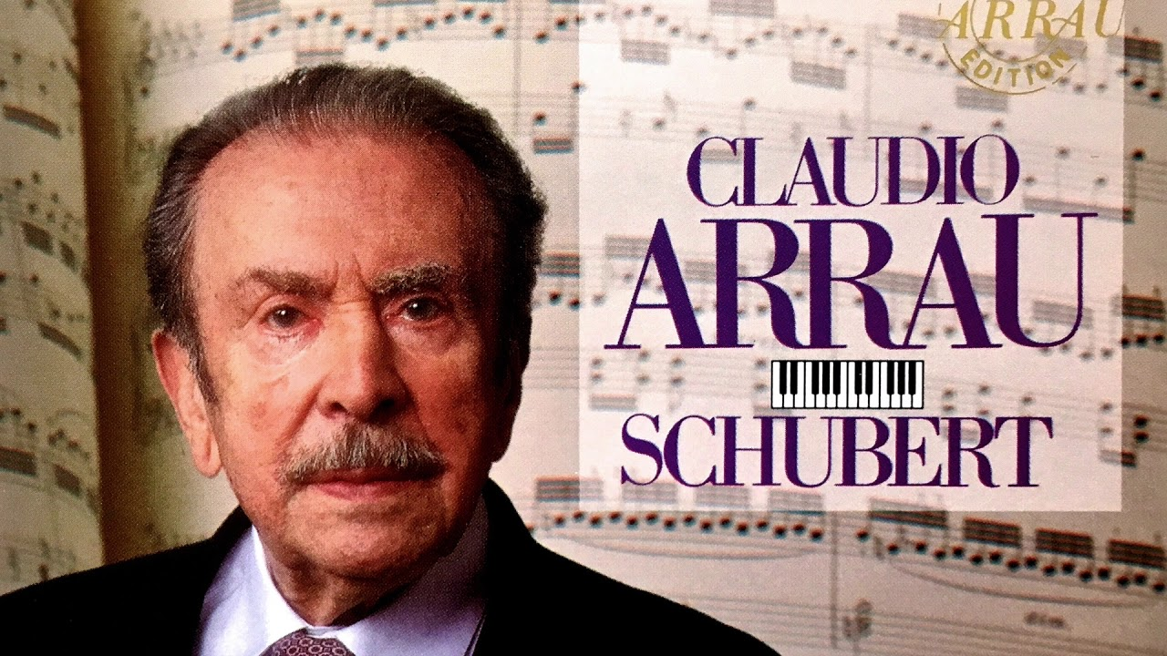 Schubert - Impromptus / Sonatas D 664, 958, 960, 959   (reference recording  : Claudio Arrau)