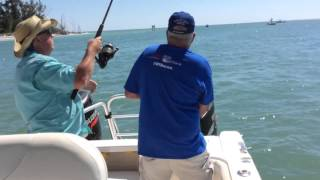 De pesca en Florida USA