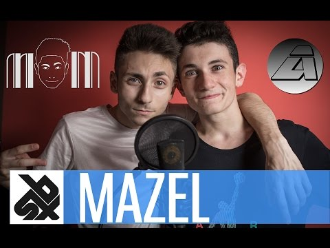 MAZEL  |  LIQUID DRUMS