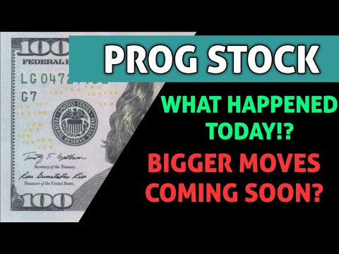 Download PROG STOCK IMPORTANT ANALYSIS! - WHAT HAPPENED TODAY & CAN WE EXPECT MORE GROWTH AFTER TODAY?