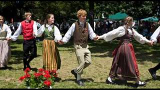 """Dancing"" (Melody Part) Swedish Recorder Song by WaldorfTeachers.com"