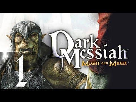 Dark Messiah Of Might And Magic - Максимальная сложность - Прохождение #1