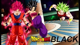 Cauliflas Love for Goku - Dragonball Super