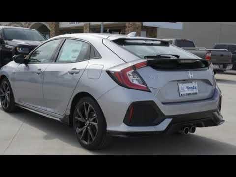 Sıfır Araba Fiyatları Honda 2019 Civic Hatchback