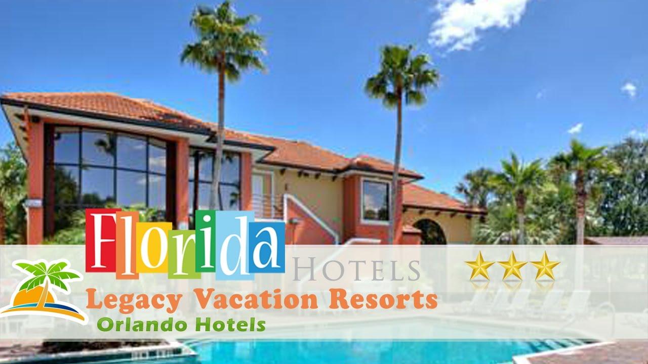 legacy vacation resorts - lake buena vista - orlando hotels