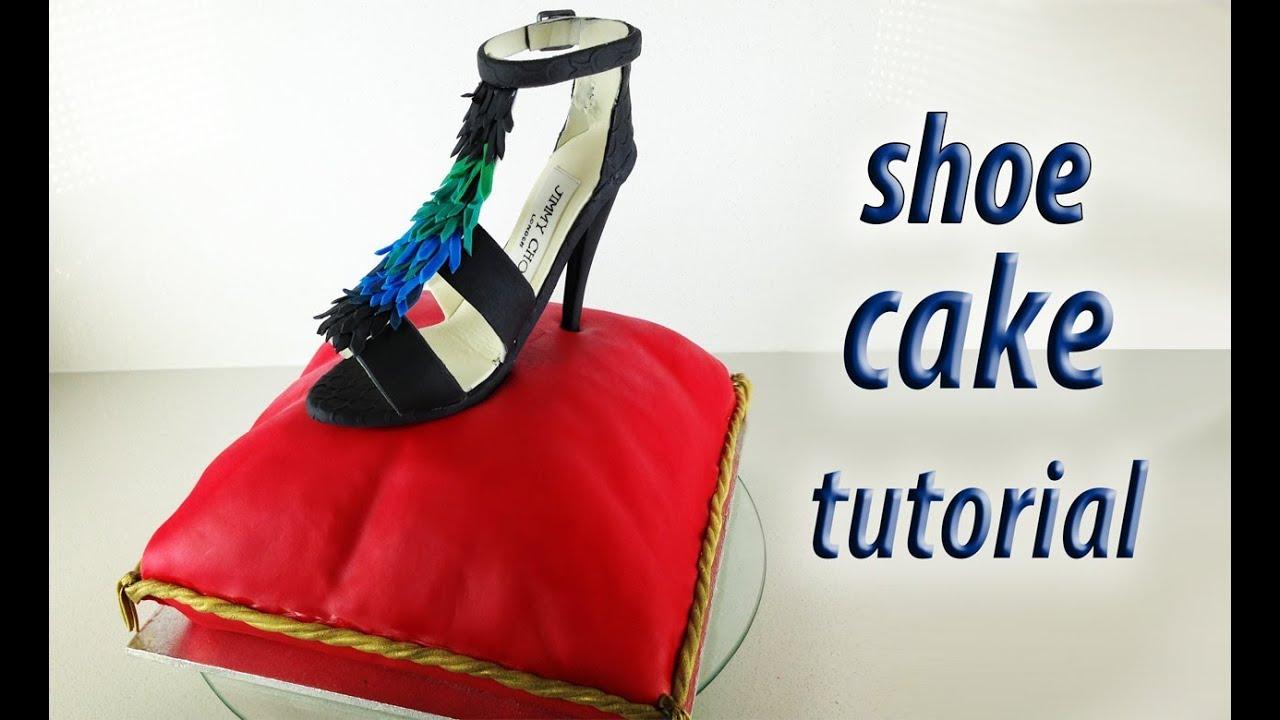 High Heel Shoe Cake Pictures
