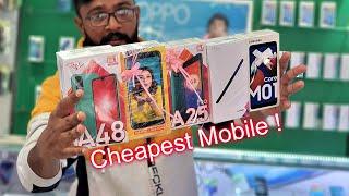 I bought 5 Cheąpest Smartphones ! #SASTA
