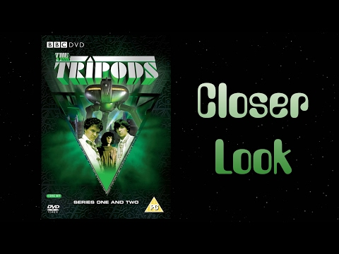 Closer Look - The Tripods Complete Series DVD Set