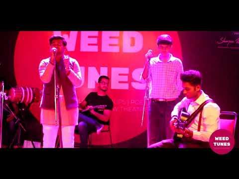 Laiyan Laiyan (Jal The Band) - By Ahmed Mahar, Sameer Adil And Ishkar Rufus   Live At Weed Tunes