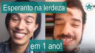 #06 Conversa Matheus Gamito | Esperanto do ZERO!