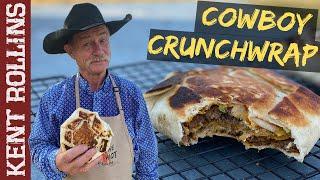 Cowboy Crunchwrap | How to Make the Taco Bell Crunchwrap Supreme
