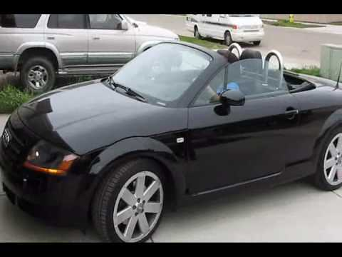 Audi TT Roadster YouTube - 2006 audi tt