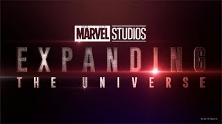 "MARVEL'S ""EXPANDING THE UNIVERSE"" TRAILER TEASED"
